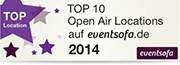 TOP 10 Open Air Location